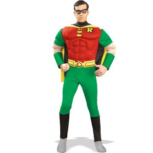 Robin Muscle Chest Costume (DC Comics)