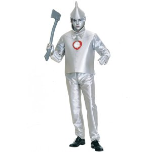 The Wizard of Oz Tin Man Costume