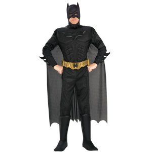 Batman The Dark Knight Rises Muscle Costume