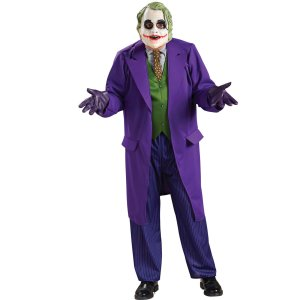 Batman Dark Knight Joker Deluxe Costume