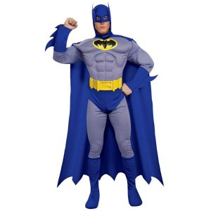 Batman Muscle Chest Costume (DC Comics)