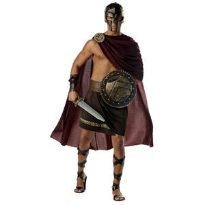 Sexy Spartan Warrior Costume