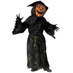 Pumpkin Head Costume