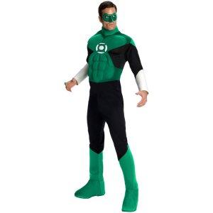 Green Lantern Muscle Costume (DC Comics)
