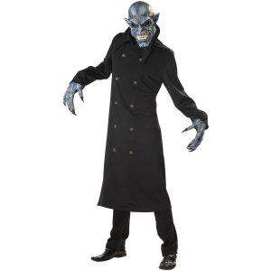 Creepy Night Fiend Halloween Costume