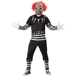 Psycho Killer Clown Costume