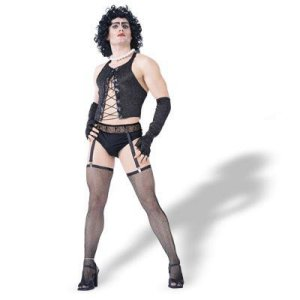 Rocky Horror Picture Show Frank-N-Furter Costume