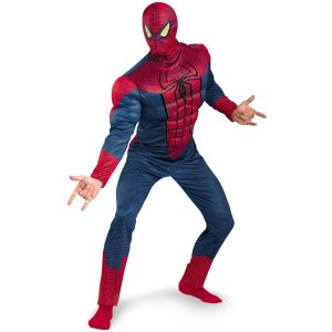 The Amazing Spider-Man Muscle Costume (Marvel Comics)