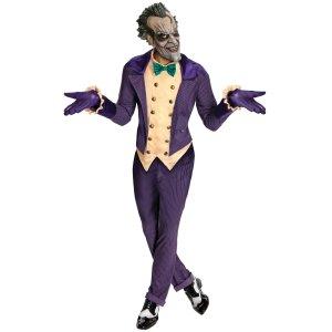 Batman Arkham City Joker Costume