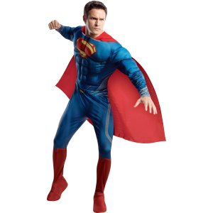 Superman Man of Steel Halloween Costume