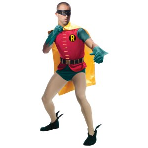 Robin Classic 1966 Series Halloween Costume