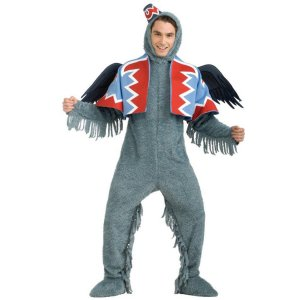 The Wizard of Oz Flying Monkey Costume
