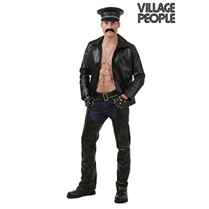 Village People Biker Gay Halloween Costume