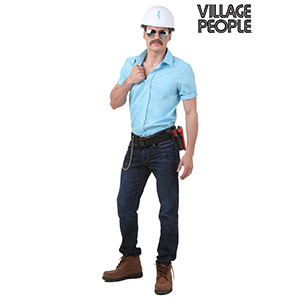 Village People Construction Gay Halloween Costume